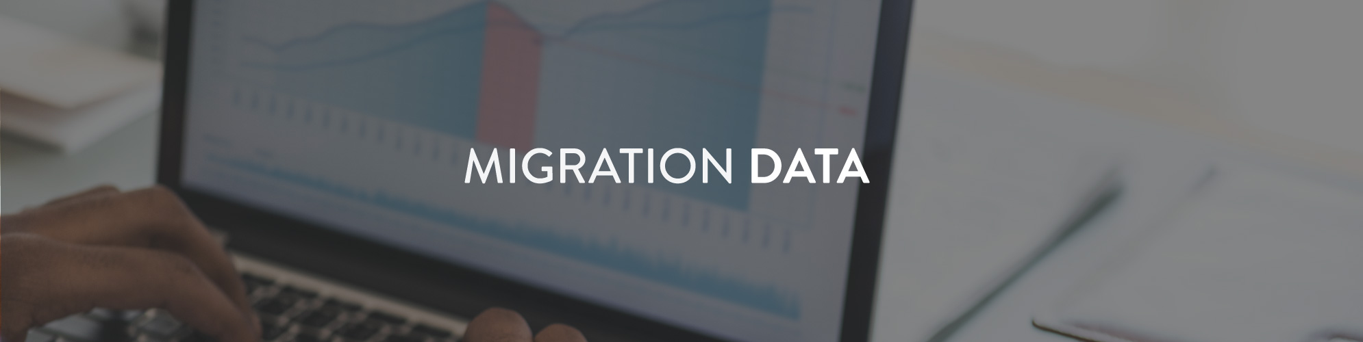 Migration data dashboard